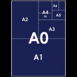 Size Chart - Paper