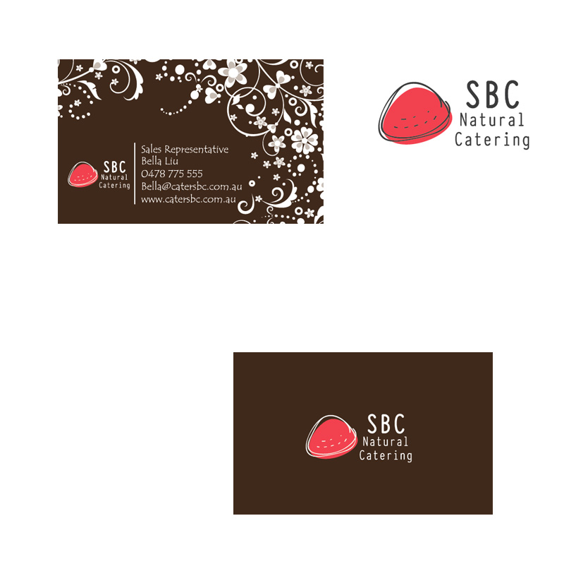 SBC Business Cards and Logo