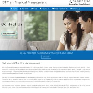 BT Tran Financial