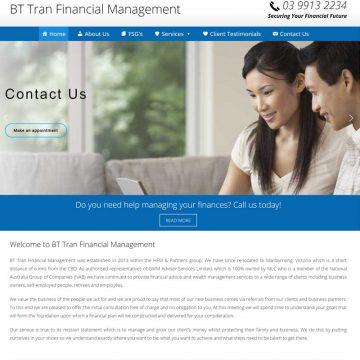 BT Tran Financial