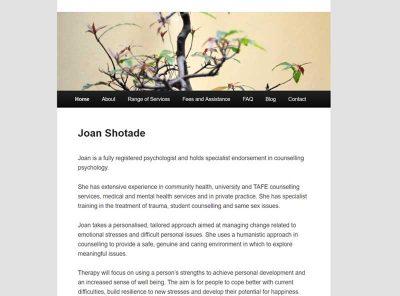 Joan Shotade