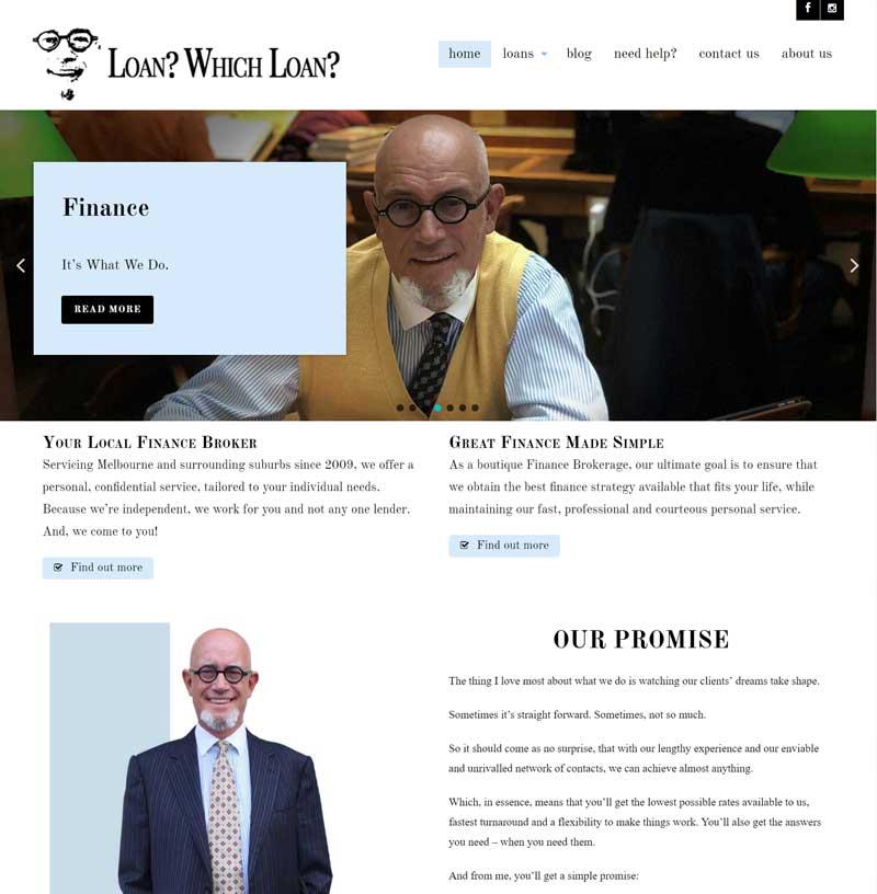 Loan Which Loan - Home