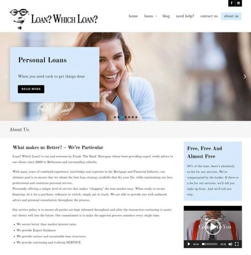 Loan Which Loan - About Us