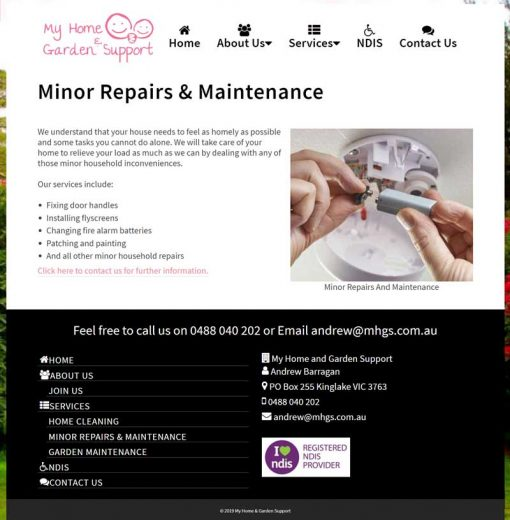 MHGS - Services