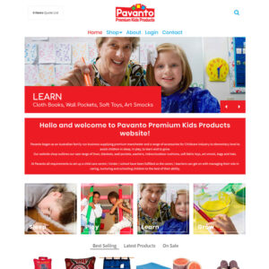 Pavanto Premium Kids Products