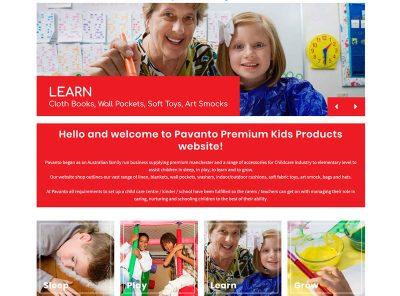 Pavanto Premium Kids Products